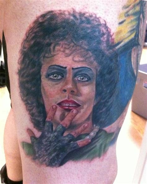 frank n furter tattoo chad miskimon of evolved arts tattoos color