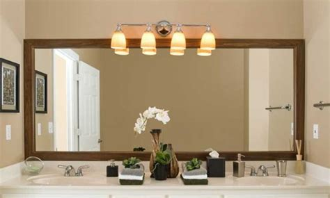 installing bathroom light fixture over mirror 3 stylish modern bathroom lighting fixtures over mirror