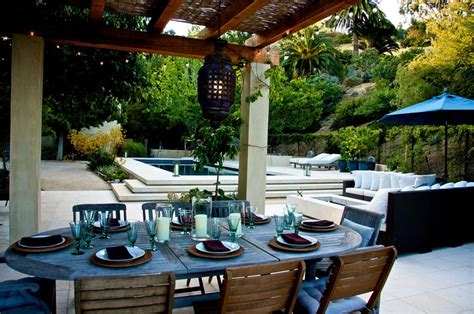 Outdoor Dining Room Design Ideas Outdoor Dining Room Ideas Landscaping Network