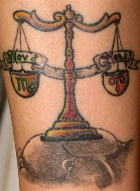 tattoo ideas for zodiac sign libra libra scale zodiac sign tattoo designs for men libra