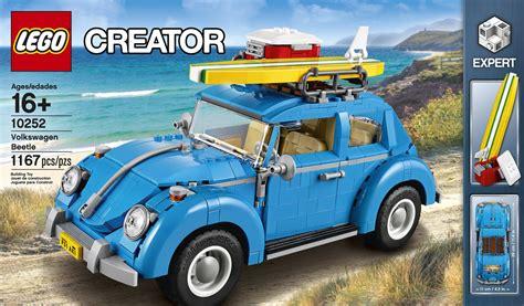volkswagen lego lego creator expert 10252 volkswagen beetle l annonce