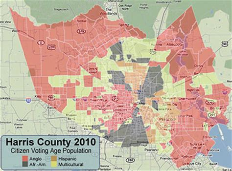 houston map ethnicity mapping harris county s multicultural out swlot