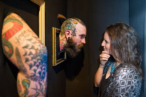 tattoo london exhibition pictures of the day photos from thursday 25th september