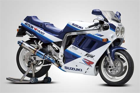 Suzuki Gsx R 1100 Planet Japan K Factory For Suzuki Gsx R 1100 1989 1992