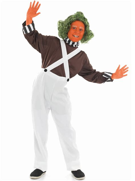 fancy dressed animals a collection of illustrations books child oompa loompa factory worker costume fs2984 fancy