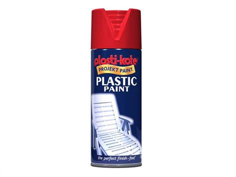 exterior spray paint for plastic plastikote