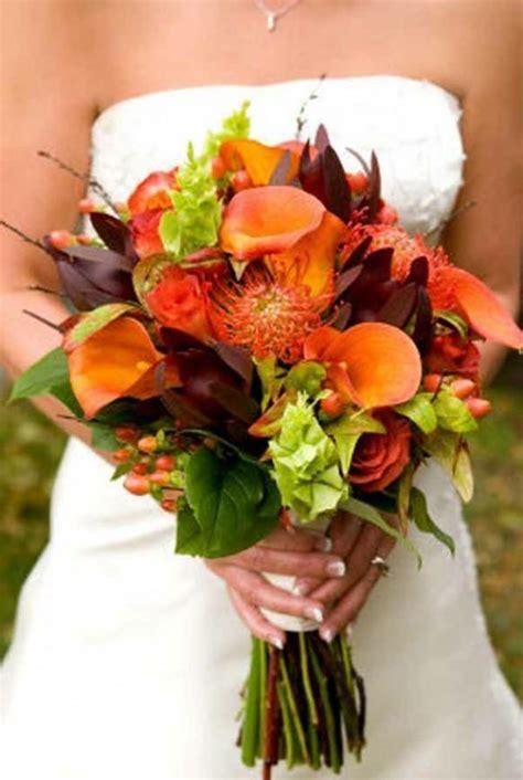 ideas for fall wedding themes weddbook