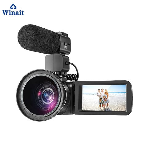 Winait Durable Hdv Z82 Digital Video Camera With High
