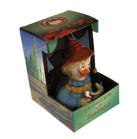 wizard of oz rubber sts scarecrow wizard of oz rubber duck celebriduck ebay