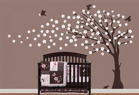 stickers arbre pour chambre bebe stickers chambre b 233 b 233 23 belles id 233 es d 233 coration murale