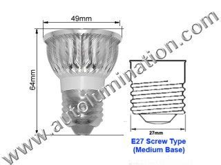 Lu Led In Lite 9 Watt Cool Daylight 137144 led bulbs for the home and garden autolumination
