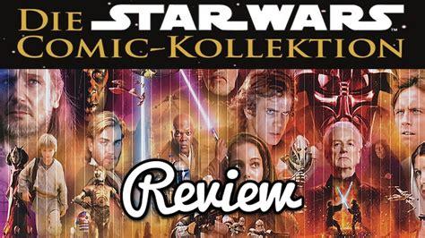 star wars 29 8416816670 star wars comic kollektion band 1 bis 29 comic review youtube
