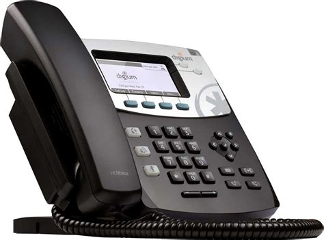 d45 ip phone digium