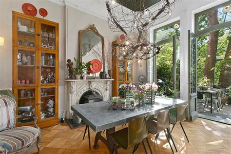 the dining room brooklyn this 5 6m brooklyn townhouse starred in an episode of