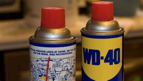 Wd40 Shelf by Cover Your Floor In Wd 40 You Ll Be Amazed By The Outcome