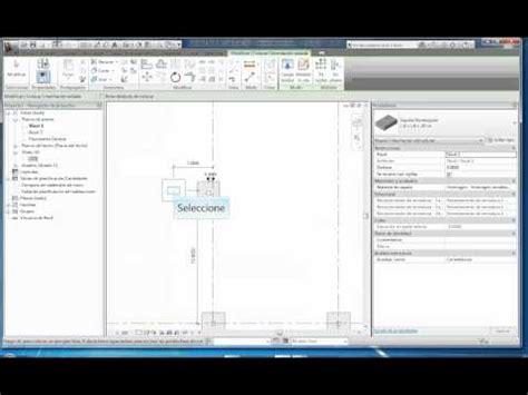 tutorial revit estructura tutorial revit arquitecture 2011 como hacer una cimentaci 243 n