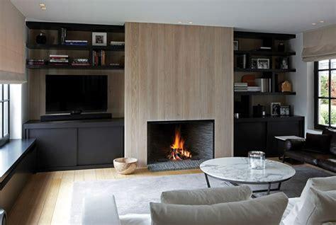 sleek modern living room inspiring interiors pinterest modern fireplaces fireplaces and
