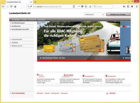 landesbank berlin kreditkartenkonto lbb kartenservice kreditkartenkonto lbb sicherheit
