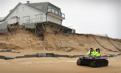 Nantucket Dune coastal erosion sparks sand wars in new england wgbh news
