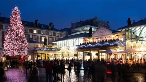 places  christmas shopping  london shopping