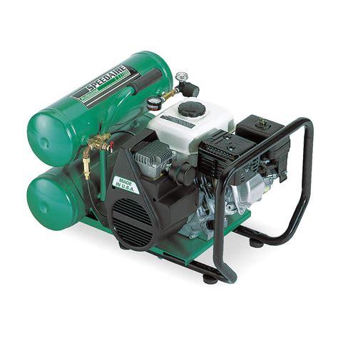 speedaire portable gas air compressor 4yn54 wl5066 repair parts