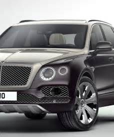 Bentley Suv The Bentley Bentayga Mulliner Is The Most Luxurious Suv