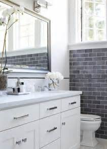 Grey And White Bathroom Tile Ideas 40 Gray Slate Bathroom Tile Ideas And Pictures