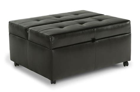 pull out twin bed ottoman not just an ottoman sleeper ottoman basement playroom