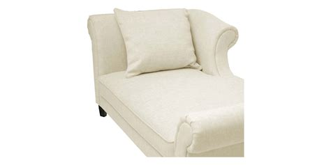 rolled arm chaise classic 2 seater chaise with traditional rolled arm style