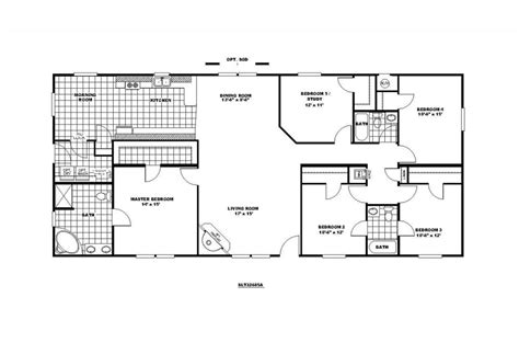 clayton home plans manufactured home floor plan clayton sedona limited