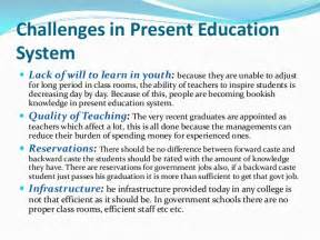 Education For Better Future Essay by Education Today Ppt