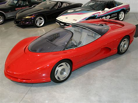 corvette indy concept thoroughly futuristic concept cars page 2