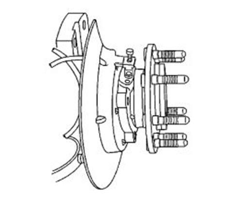 repair anti lock braking 2006 gmc yukon xl 1500 security system repair guides anti lock brake system wheel speed sensors autozone com