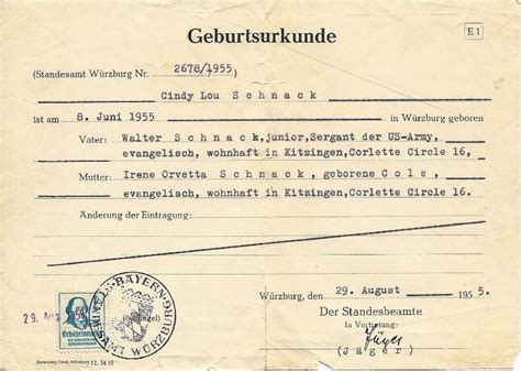 German Birth Records Free German Birth Certificate Template 28 Images Birth Certificate Template Free Free