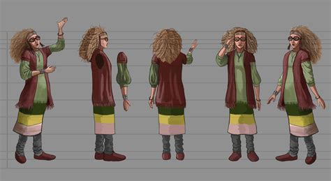 15 harry potter fan redesigns artstation fan harry potter characters redesign marcello tunchel