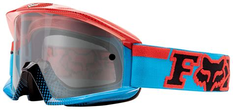 fox motocross goggles fox racing main imperial goggles revzilla