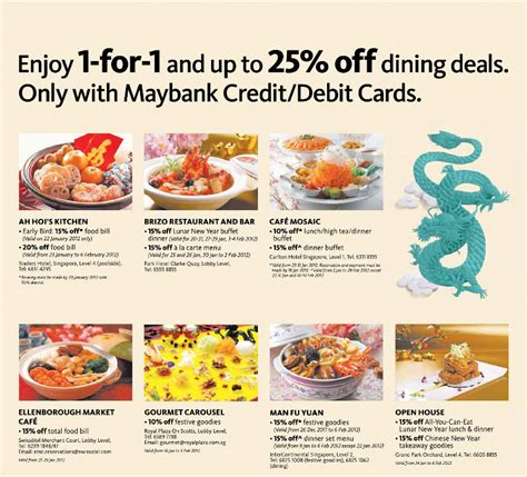 bank of china new year promotion maybank credit card new year promotions 2012