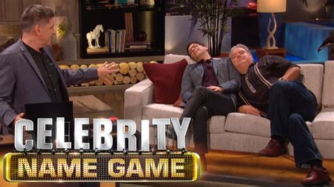 what is celebrity name game 14 best images about celebrity name game videos on