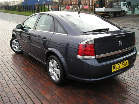 Vauxhall Vectra 1 8 Vvt Exclusiv 5dr Manual For Sale In