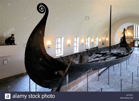 viking boats norway norway oslo bygdoy peninsula viking boats museum