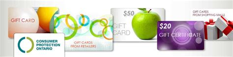 Ontario Gift Cards - buying or using gift cards ontario ca