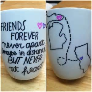 mug i made for my best friend super easy things that