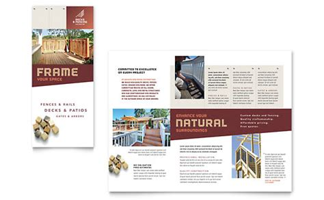 microsoft word 2010 brochure template microsoft brochure templates for word 2010