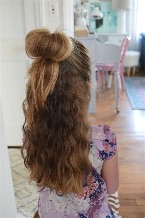 little girl hairstyles easy to do easy little girl hairstyles for school www pixshark com