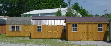 Eshs Sheds by Storage Buildings Builder In Ky Esh S Utility Buildings