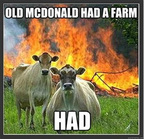 Old Macdonald Had A Farm Meme - 301 moved permanently