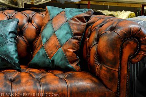 cuscini patchwork fabbrica divani chester su misura nuovi made in
