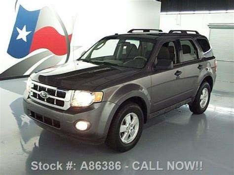 how cars run 2010 ford escape transmission control sell used 2010 ford escape 2 5l cd audio cruise control only 70k texas direct auto in stafford