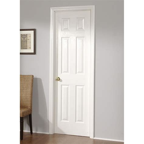 Interior Door Reviews Reliabilt Interior Doors Reviews Shop Reliabilt White 1 Lite Frosted Glass Sliding Closet