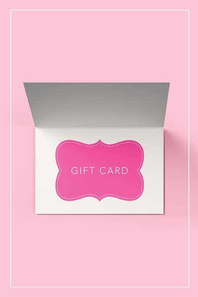 American Express Gift Card How Much Is Left - gift card ricrac ruffles